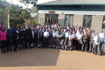 Ahappy Symposium At St Aloysius Gonzaga High School